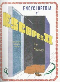 Encyclopedia of Escapes II - By Bill McLaury