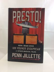 PRESTO! How I made over 100 Pounds Disappear and..